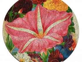 Giant Moonflower - Liberty Puzzles - 2