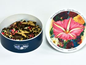 Giant Moonflower - Liberty Puzzles - 5