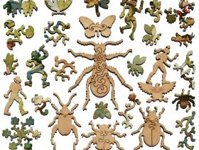 Beetles - Liberty Puzzles - 4