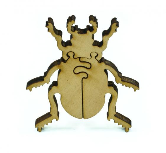 Beetles - Liberty Puzzles - 15