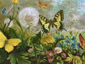 German Butterflies - Liberty Puzzles - 2