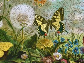 German Butterflies - Liberty Puzzles - 3