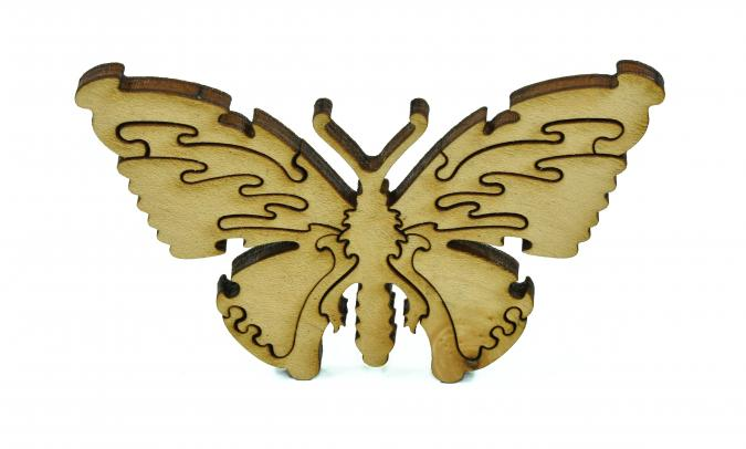 German Butterflies - Liberty Puzzles - 15