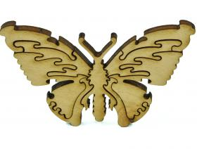 German Butterflies - Liberty Puzzles - 7