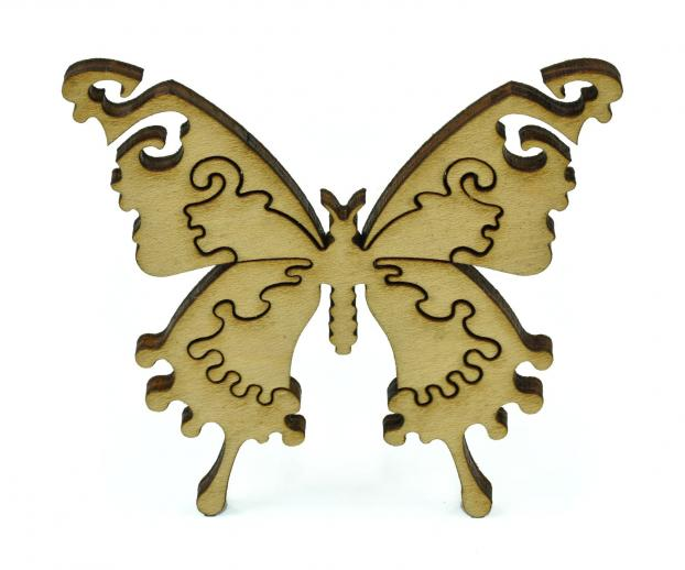 German Butterflies - Liberty Puzzles - 16