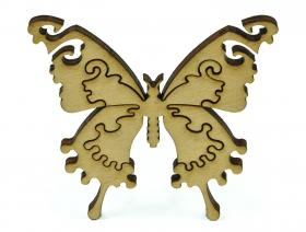 German Butterflies - Liberty Puzzles - 8