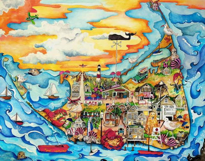 Nantucket - Liberty Puzzles - 7