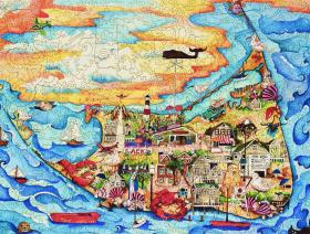 Nantucket - Liberty Puzzles - 2