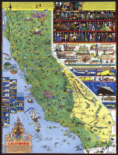California - Liberty Puzzles - 6