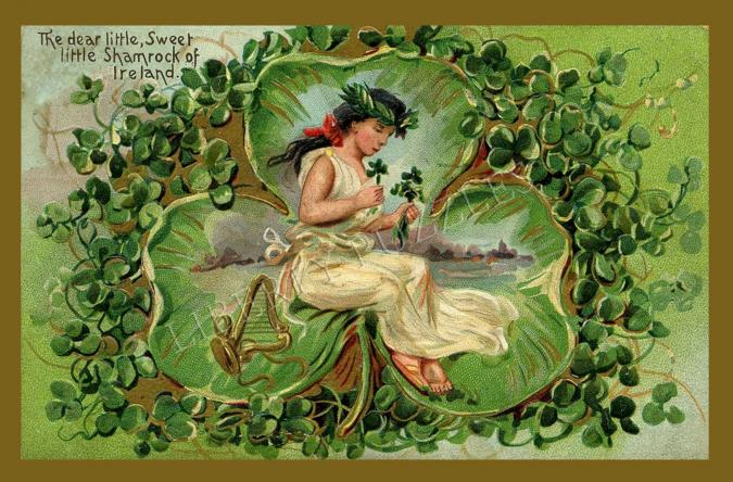 Shamrock of Ireland - Liberty Puzzles - 6