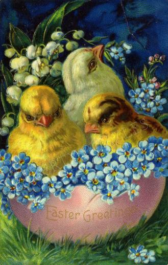 Easter Egg Chicks - Liberty Puzzles - 6