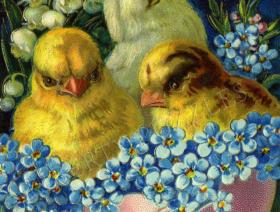 Easter Egg Chicks - Liberty Puzzles - 1