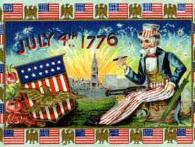 Uncle Sam's Celebration - Liberty Puzzles - 1