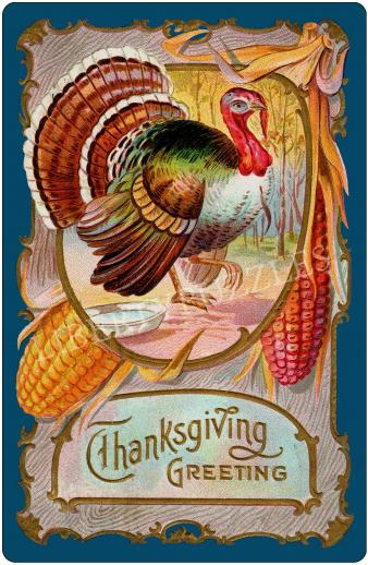 Thanksgiving Greeting - Liberty Puzzles - 6