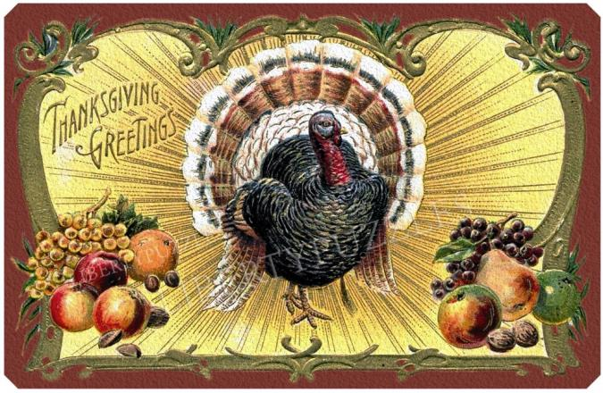 Thanksgiving Postcard - Liberty Puzzles - 6
