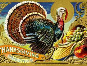 Golden Turkey - Liberty Puzzles - 1