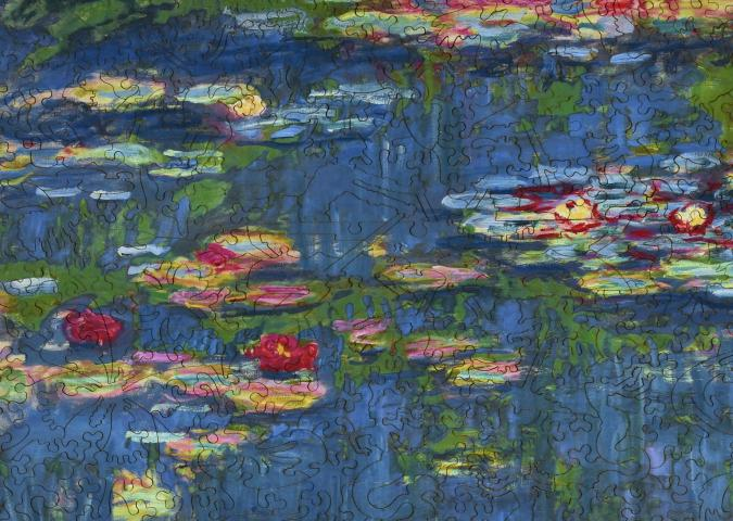 Water Lilies, 1916 - Liberty Puzzles - 11