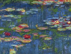Water Lilies, 1916 - Liberty Puzzles - 3