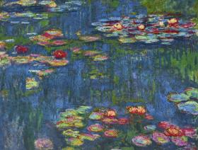 Water Lilies, 1916 - Liberty Puzzles - 2
