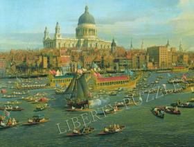 The Thames and the City - Liberty Puzzles - 1