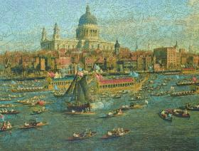 The Thames and the City - Liberty Puzzles - 2