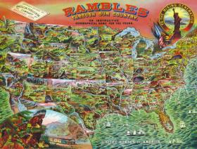 Rambles Through Our Country - Liberty Puzzles - 1