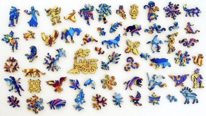 Winter Carnival III - Liberty Puzzles - 10