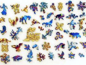 Winter Carnival III - Liberty Puzzles - 5