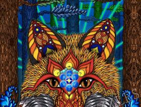 Electric Fox - Liberty Puzzles - 1