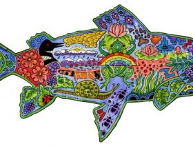 Rainbow Trout - Liberty Puzzles - 1