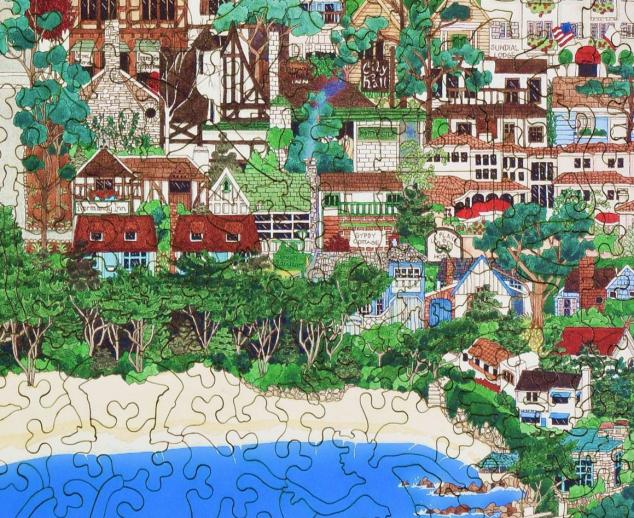 Carmel by the Sea - Liberty Puzzles - 10