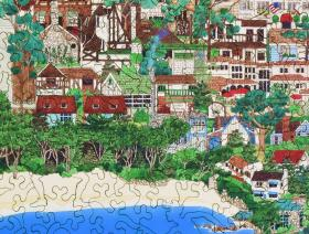 Carmel by the Sea - Liberty Puzzles - 3