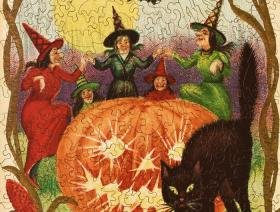 Witches' Coven - Liberty Puzzles - 2