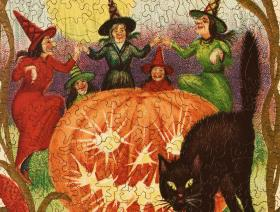 Witches' Coven - Liberty Puzzles - 3