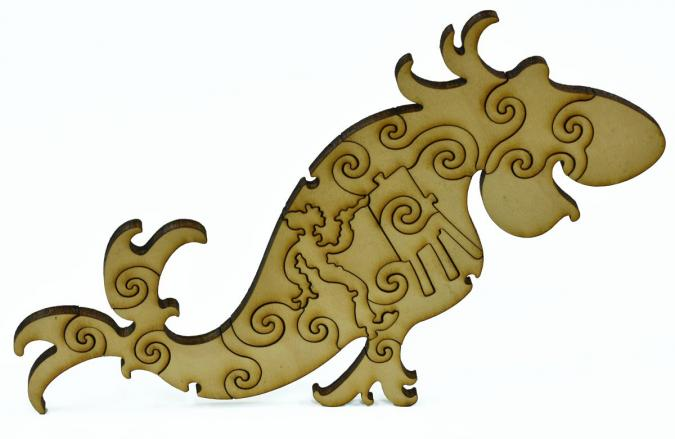 A Plethora of Fish - Liberty Puzzles - 15