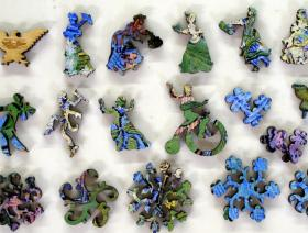 Blossoming Chestnut Branches - Liberty Puzzles - 5