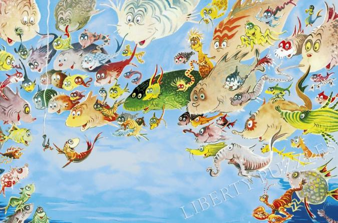 A Plethora of Fish - Liberty Puzzles - 10