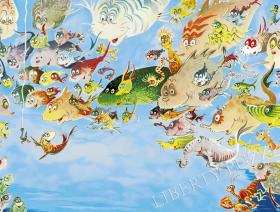 A Plethora of Fish - Liberty Puzzles - 1