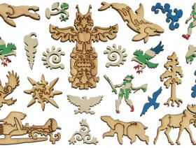 North Country Adventures - Liberty Puzzles - 5