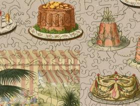 Fancy Cakes - Liberty Puzzles - 3