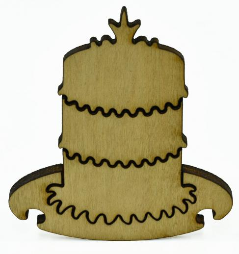 Fancy Cakes - Liberty Puzzles - 14