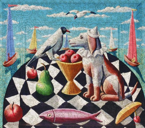 Sea Dog - Liberty Puzzles - 10