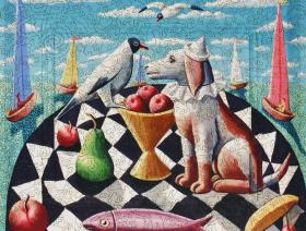 Sea Dog - Liberty Puzzles - 2