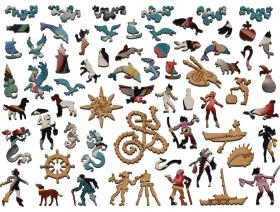 Sea Dog - Liberty Puzzles - 5