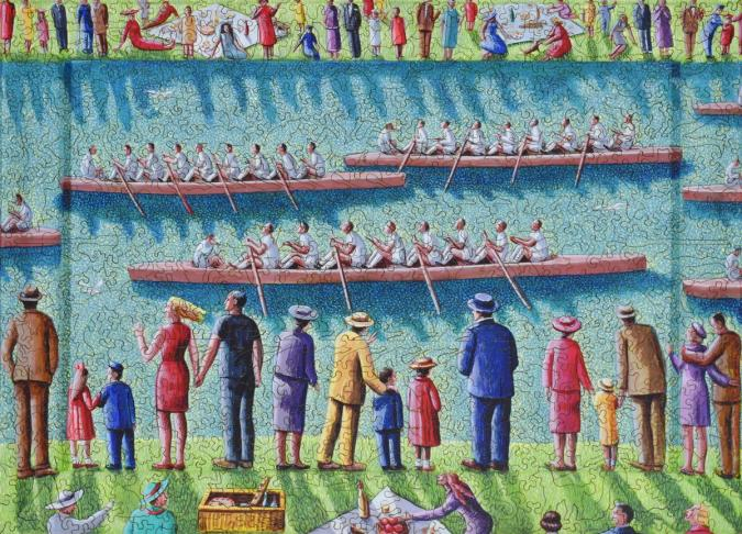Regatta - Liberty Puzzles - 10
