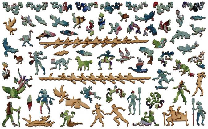 Regatta - Liberty Puzzles - 13