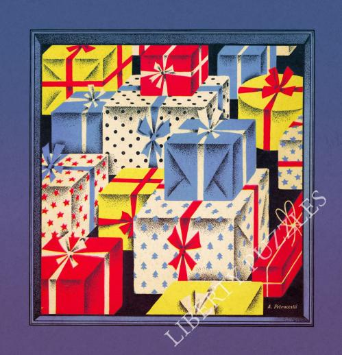 Brightly Colored Gifts - Liberty Puzzles - 9