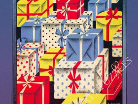 Brightly Colored Gifts - Liberty Puzzles - 1