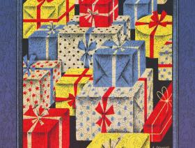 Brightly Colored Gifts - Liberty Puzzles - 2