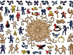 Brightly Colored Gifts - Liberty Puzzles - 5